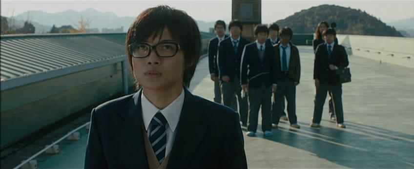 The Kirishima Thing (2012) by Daihachi Yoshida