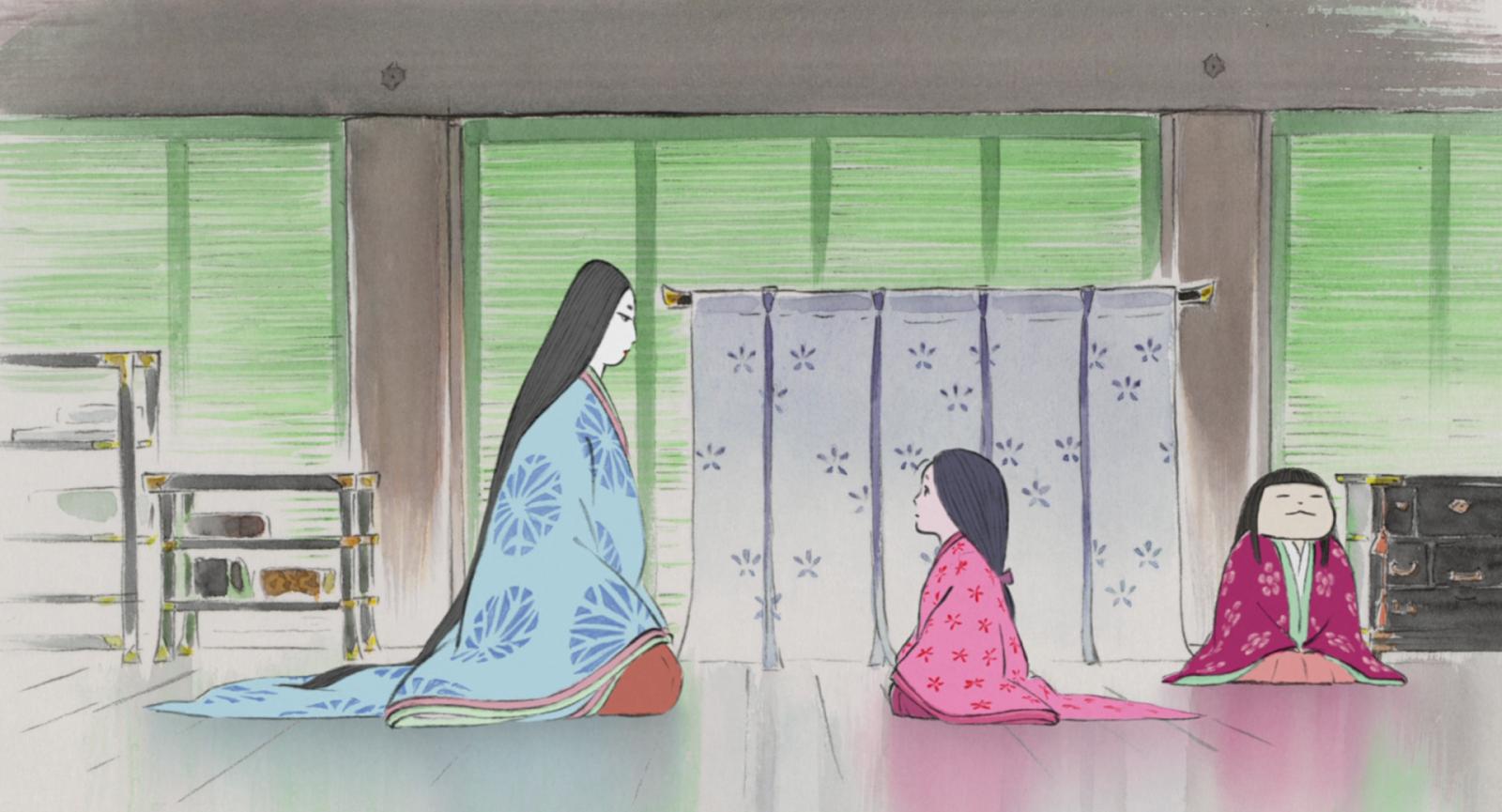 Tale of Princess Kaguya (2013) by Isao Takahata