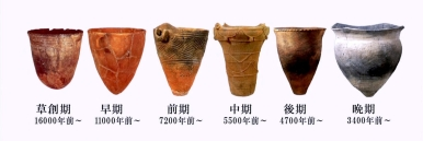jomon-pottery-characteristics-in-each-period