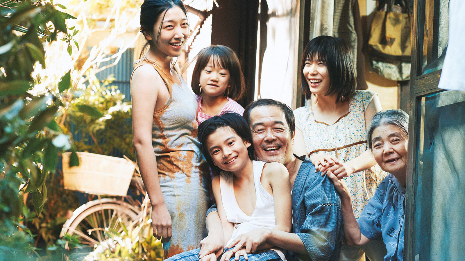 Shoplifters (2018) by Hirokazu Kore-eda