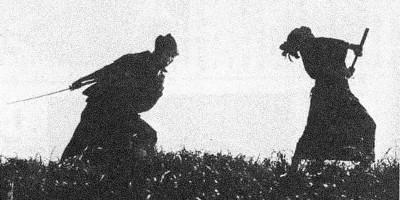 Roningai (1928-29) by Masahiro Makino