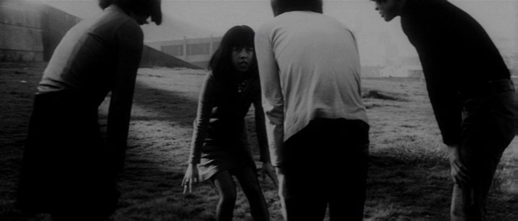 Gushing Prayer: A 15-Year-Old Prostitute (1971) by Masao Adachi