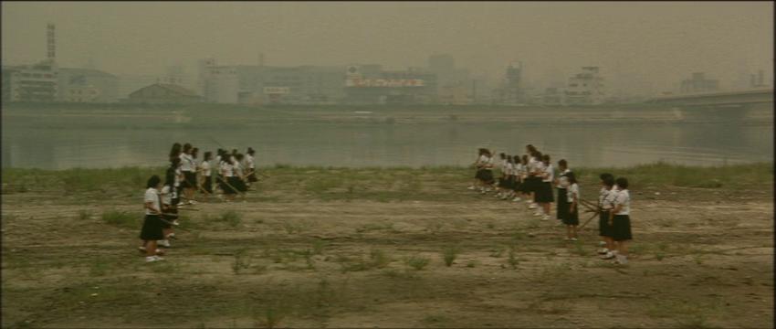 Terrifying Girls' High School: Woman's Violent Classroom (1972) by Norifumi Suzuki