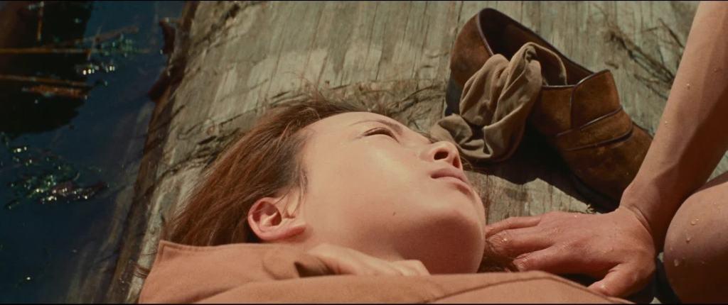 Cruel Story of Youth (1960) by Nagisa Oshima