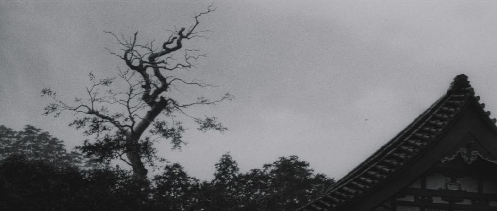 Temple of the Wild Geese (1962) by Yuzo Kawashima