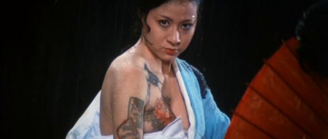 Female Yakuza Tale: Inquisition and Torture (1973) by Teruo Ishii