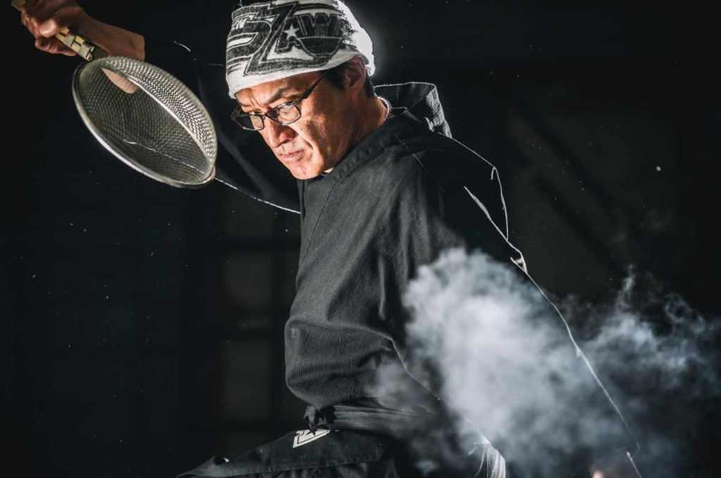 Tokyo Dragon Chef (2020) by Yoshihiro Nishimura