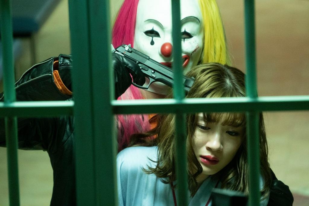 Mask Ward (2020) by Hisashi Kimura