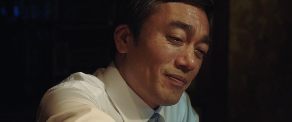 The Journalist (2019) by Masaharu Take