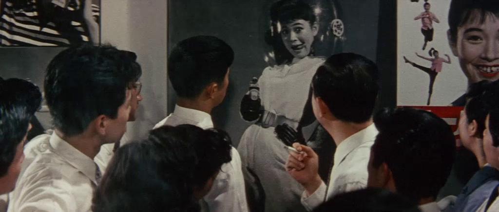 Giants and Toys (1958) by Yasuzo Masamura