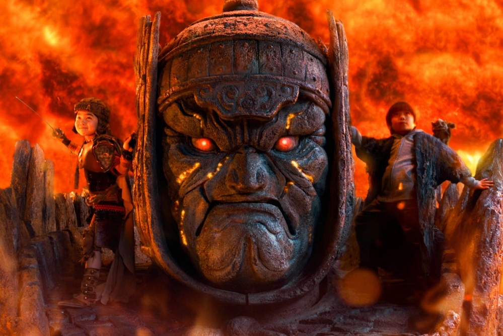 The Great Yokai War – Guardians (2021) by Takashi Miike