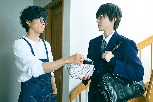 461 Days of Bento: A Promise Between Father and Son (2020) by Atsushi Kaneshige